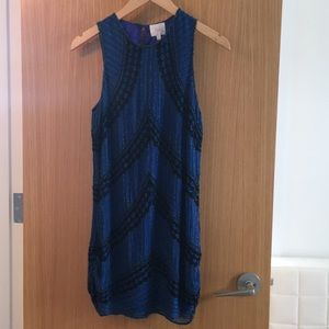 Parker Beaded Cocktail Dress